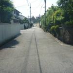 前面道路約4.0m~約6.7m(外観)